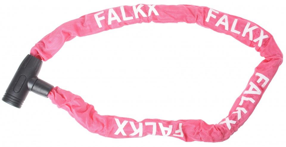 Falkx kettingslot 1200 x 8 mm roze