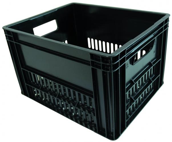 Fastrider Bicycle Crate Black 32 Liter Internet Bikes