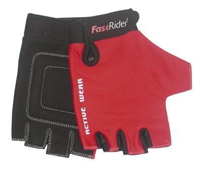 FastRider Handschoenen One Rood Maat 8