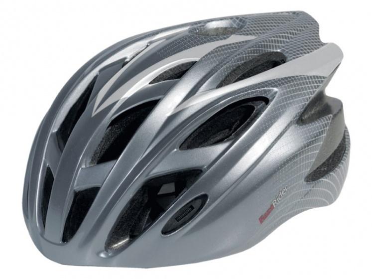 FastRider Helm FRX 10 Antraciet Maat L/XL