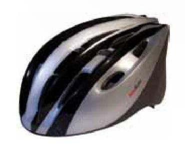 FastRider Helm Keen Zilver Maat S/M