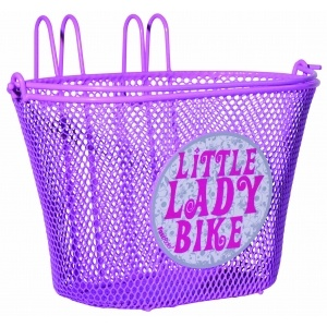 FastRider Little Ladies Bike Kindermand Roze