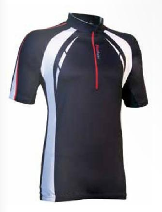 FastRider Shirt Track Zwart Maat XL