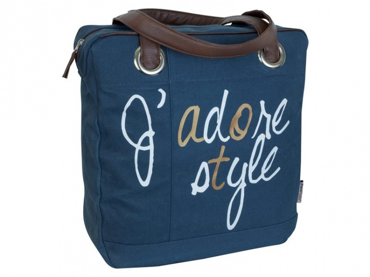 FastRider Shopper Living Life Style 17,5L Blauw