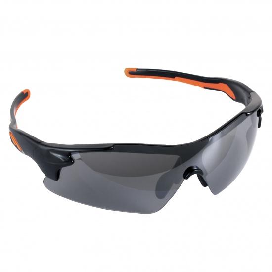 FastRider Sportbril Strike Zwart / Oranje