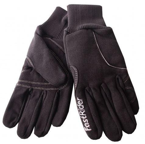 FastRider Winter handschoenen One zwart maat 7