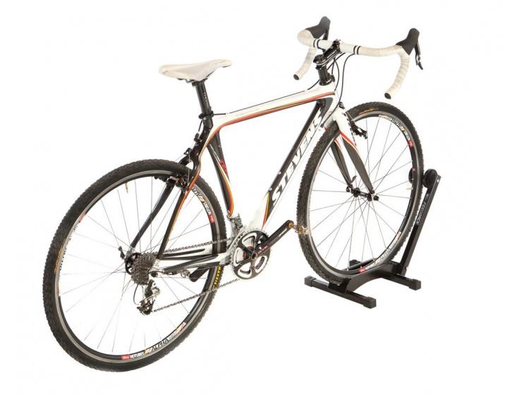Feedback Rakk fietsstandaard zilver