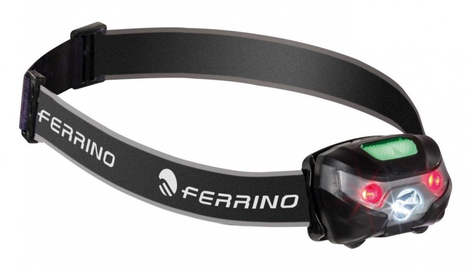 Ferrino hoofdlamp Blitz led verlichting zwart