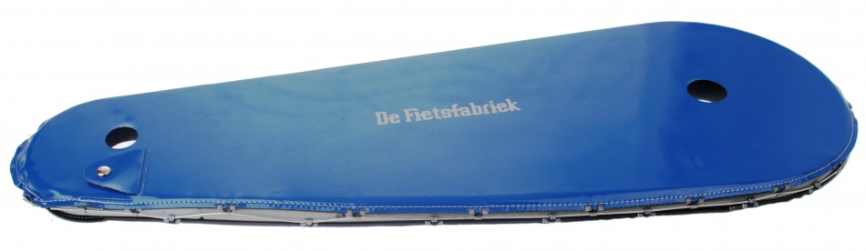 Ff Kettingkast 26 Inch Blauw Lakdoek