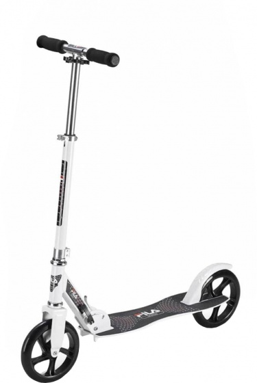 Fila Scooter Junior Voetrem Wit