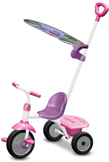Fisher-price - Driewieler Glee Plus Meisjes Wit/roze