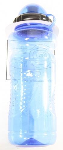 Amigo Bidon Transparant Blauw