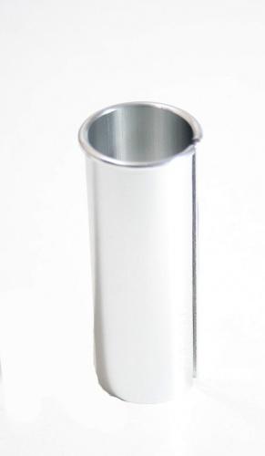 Amigo Vulbus 25,4 x 0,6 x 80 mm aluminium zilver
