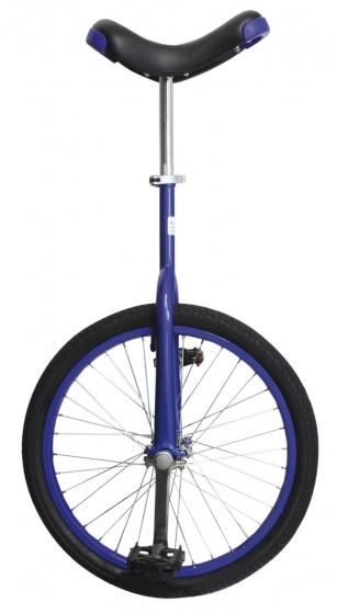 Fun - Eenwieler 20 Inch Unisex Blauw
