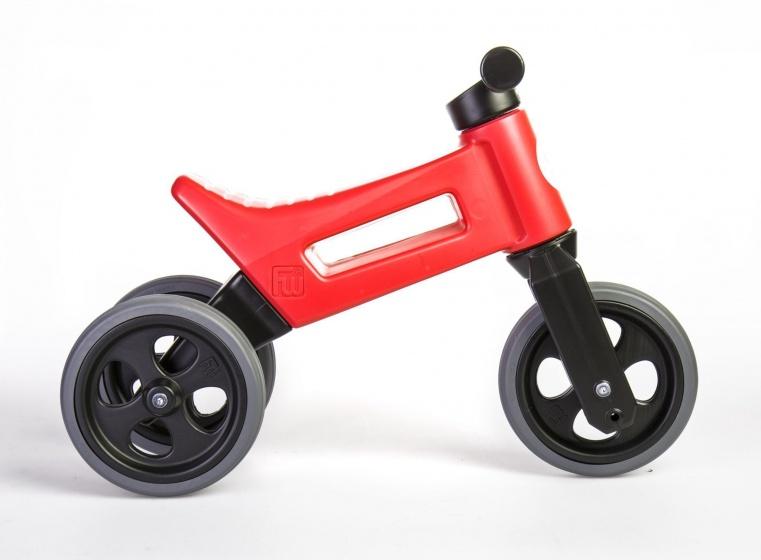 Funny Wheels Rider Sport Cool loopfiets Junior Rood