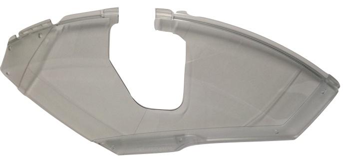 Gazelle jasbeschermerset 28 inch 39 cm transparant