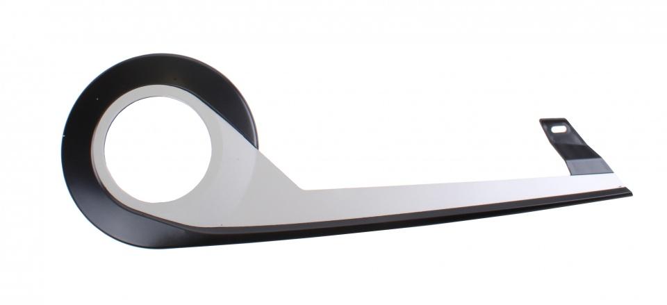 Gazelle kettingscherm Daum zwart/zilver