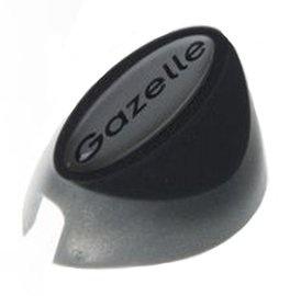 Gazelle spatbordclips huisje met logo 5 stuks