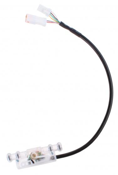 Gazelle versnellingssenor Impuls 2.0 E bike 6,5 cm transparant