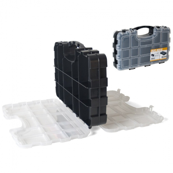 Gerimport gereedschapskoffer organizer 32 x 7 x 22 cm