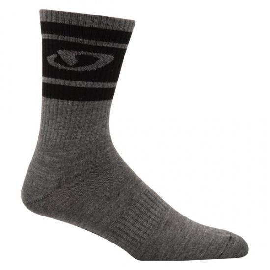 Giro Merino Seasonal Wool Sok Grijs Maat 46/48