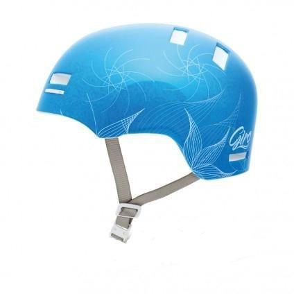 Giro Section BMX Helm Blauw Maat L (59 63cm)
