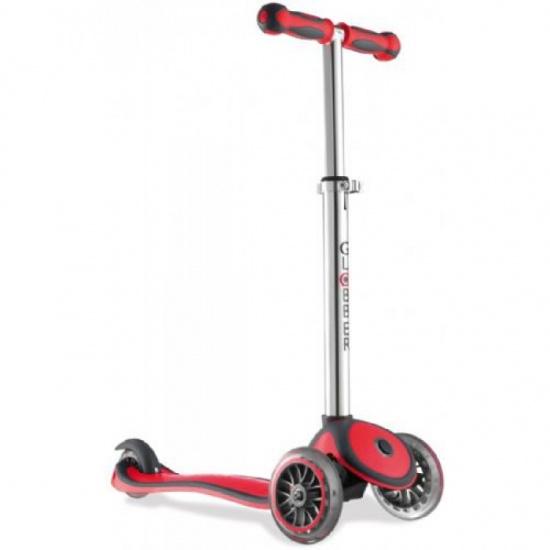 Globber My Free Scooter Junior Voetrem Rood