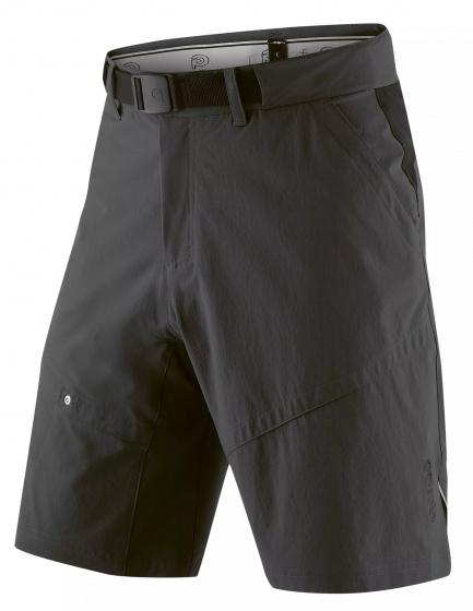 Gonso fietsbroek Arico heren polyester zwart maat XL