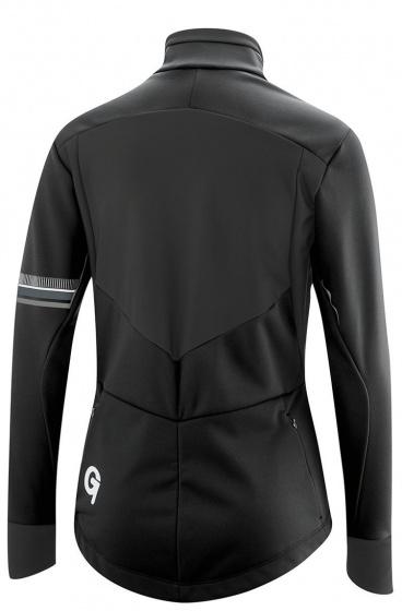 Gonso fietsjack Draina dames polyester zwart maat 44