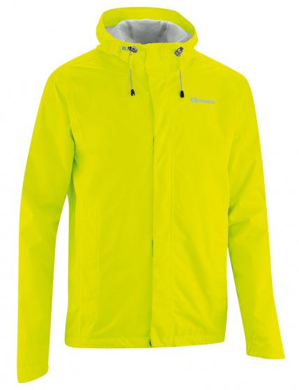 Gonso regenjack Save Light heren polyester geel maat L