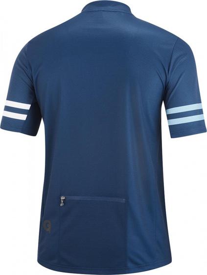 Gonso fietsshirt Agno heren polyester blauw maat L