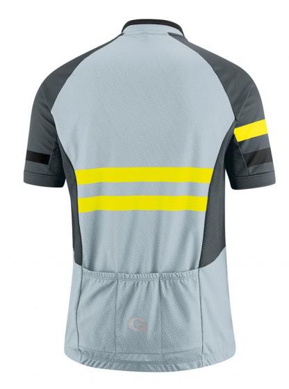 Gonso fietsshirt Boval heren polyester lichtblauw maat XL