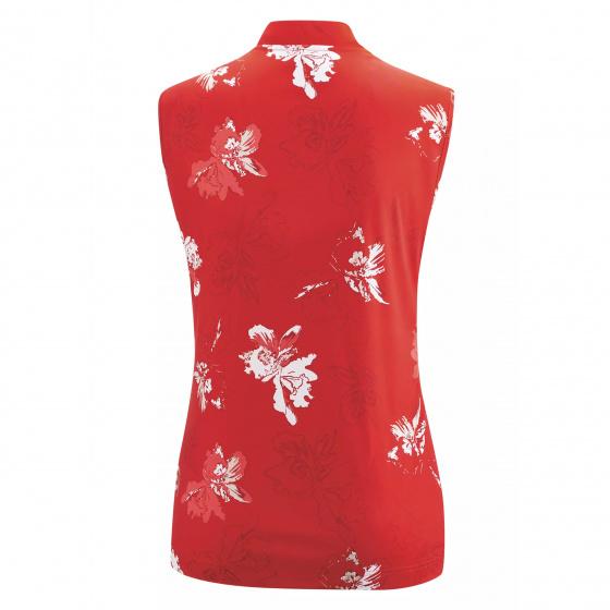Gonso fietsshirt Dordona dames polyester rood maat 38