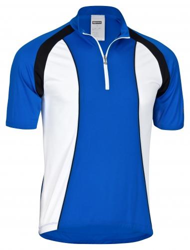 Gonso Fietsshirt Adam Heren Blauw Maat S