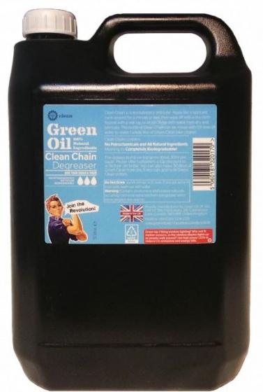 Green Oil ontvetter 5 liter zwart