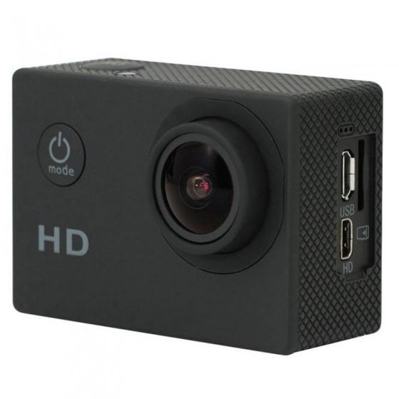grundig hd 720p wasserdicht action kamera schwarz. Black Bedroom Furniture Sets. Home Design Ideas