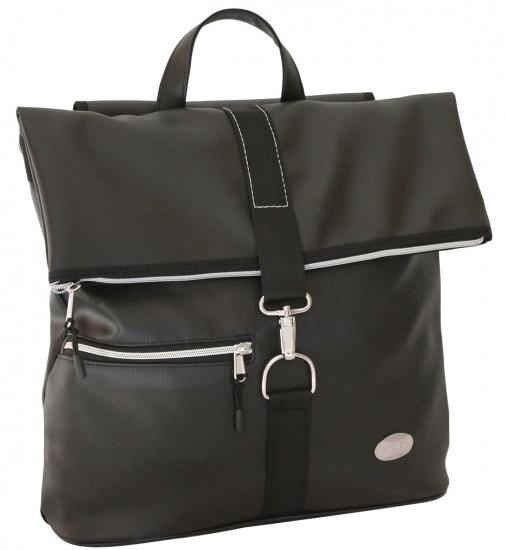 Haberland Used Look Shopper 20L Zwart