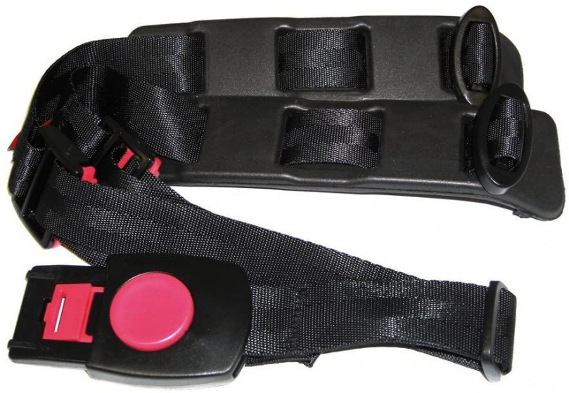 Hamax veiligheidsgordel fietszitje Zenith/Amaze nylon zwart