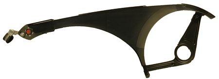 Hebie Kettingscherm Dolphin 0390 44T Transparant