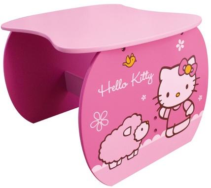 Hello Kitty Bureau Meisjes Roze 60 X 51 X 23 Cm Internet Bikes