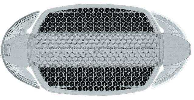 Herrmans Carded Spoke Reflector ER 11 Helder Per 2 Verpakt