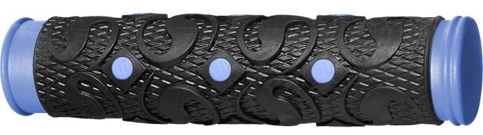 Herrmans Handvat Woodoo DD07B 130mm Blauw Zwart Per Stuk