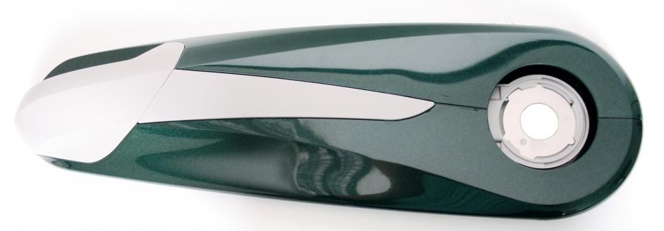 Hesling Kettingkast Saber 28 inch gesloten groen 63x19cm