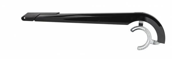 Hesling kettingscherm Drive 38T Bosch 52 x 11 cm zwart