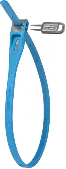 Hiplok kabelslot Z Lok 420 mm blauw