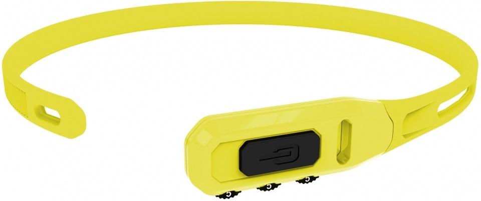 Hiplok kabelslot Z Lok cijfercombinatie geel 430 mm