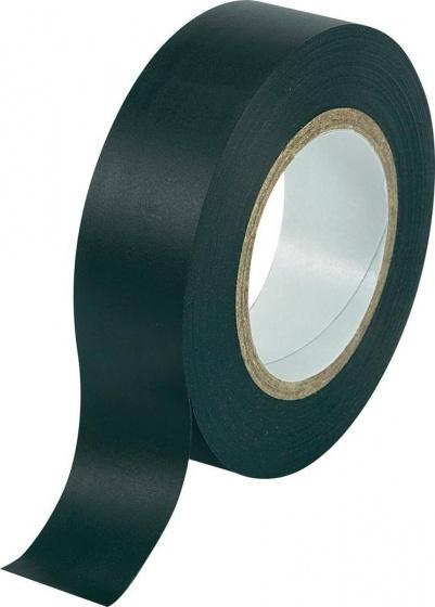 Benson isolatietape PVC 10 mm 10 meter zwart