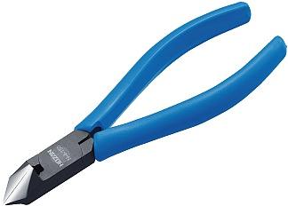 Hozan zijkniptang N4 blauw 15 cm