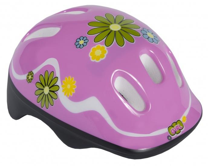 HTP Helm Elisabetta Roze Maat 52/56 cm