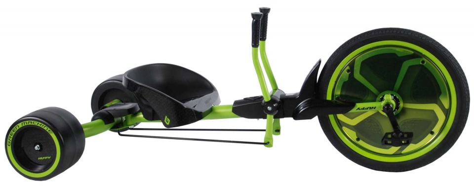 Huffy Green Machine 20 Inch Junior Groen/Zwart